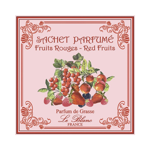Sachet Parfume FRUITS ROUGES (과일향 사셰)